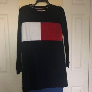 Tommy Hilfiger Sweatshirt Dress (w/Pockets)